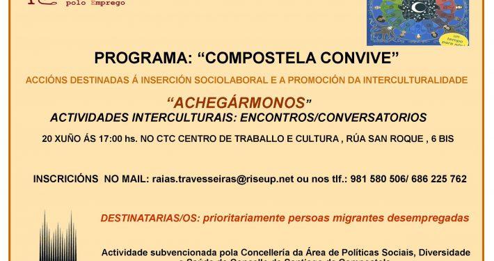 CARTEL CONVERSATORIO ACHEGÁRMONOS