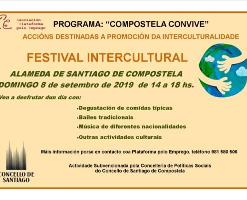 Publicidade Festival Intercultural 2019